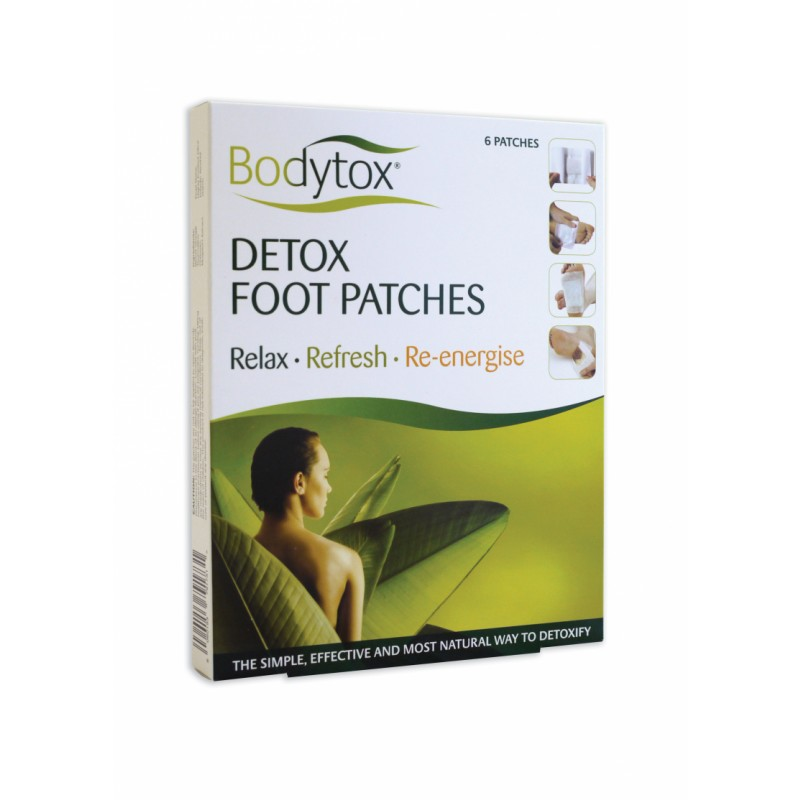 Bodytox Detox Foot Patches