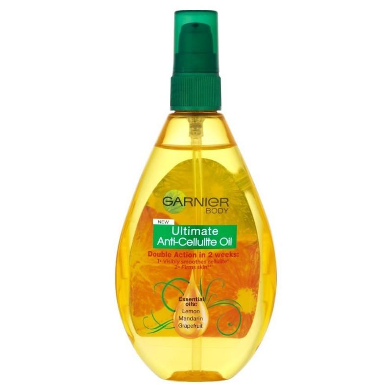 Garnier Ultimate Anti-Cellulite Oil