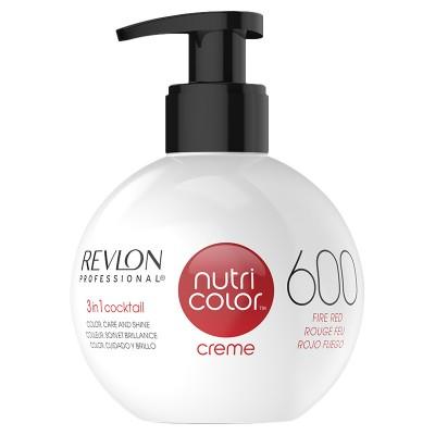 Revlon Nutri Color Creme 600 Fire Red 270 ml 2681a8a0eb
