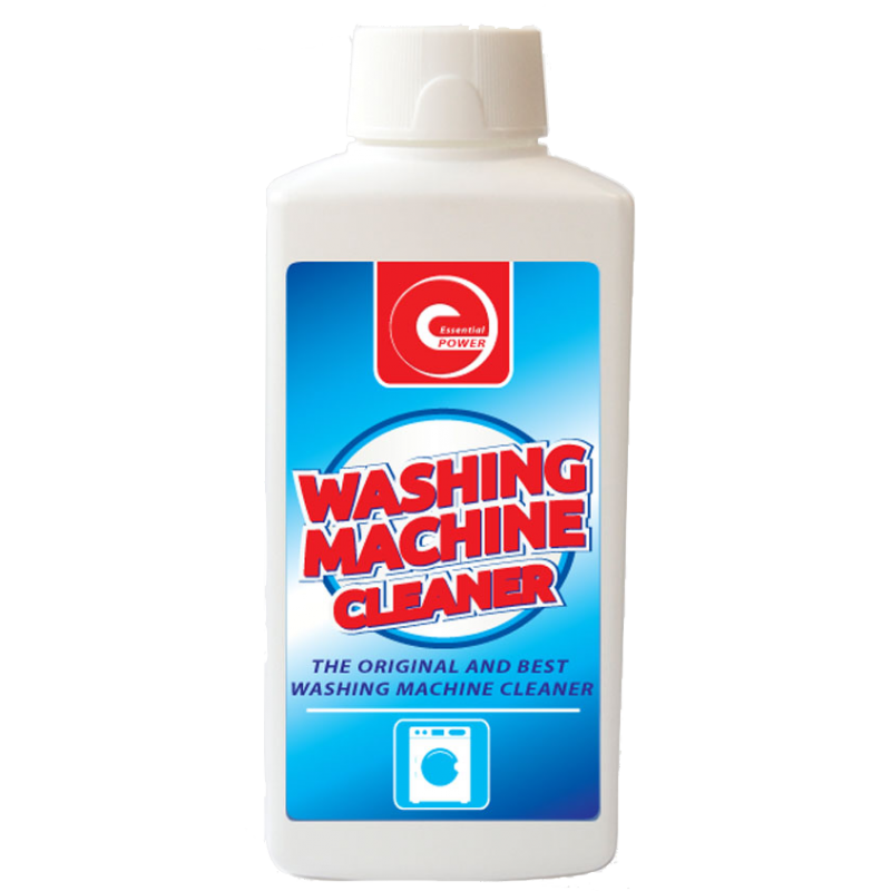 Essential Power Washing Machine Cleaner
