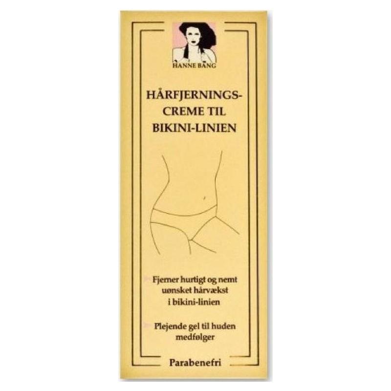 Hanne Bang Hanne Bang Bikinialueen Karvanpoistovoide 50 ml
