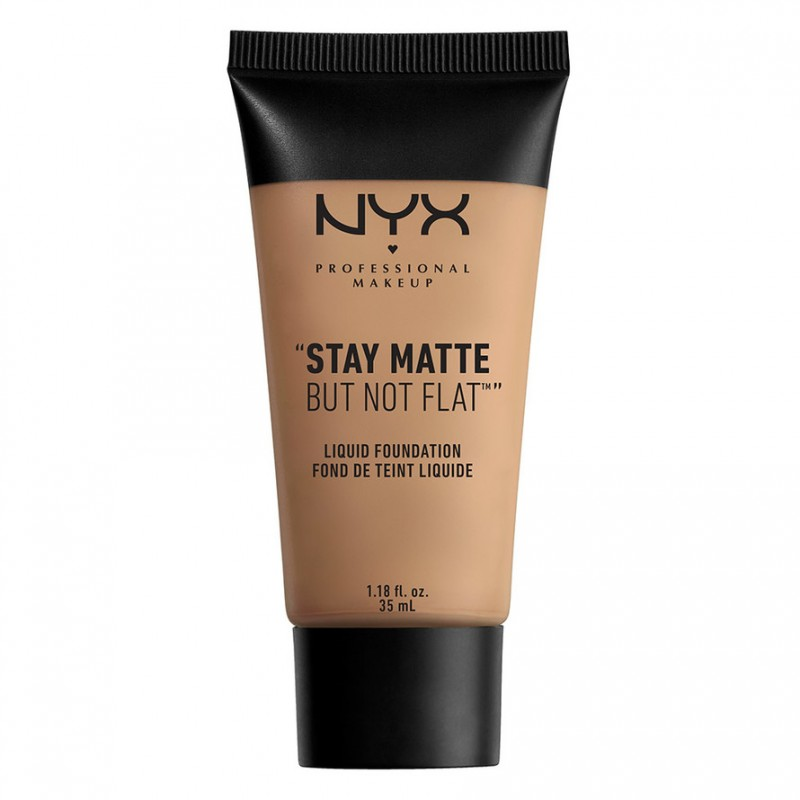 NYX Stay Matte But Not Flat 11 Sienna