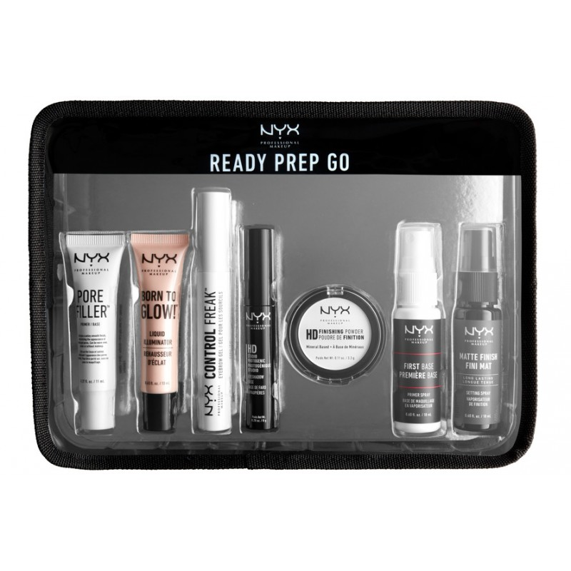 NYX Ready Prep Go Jet Set Travel Kit