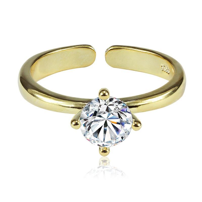 Everneed Prinsesse Ring Guld