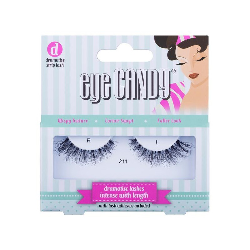 Eye Candy Dramatise False Lashes 211