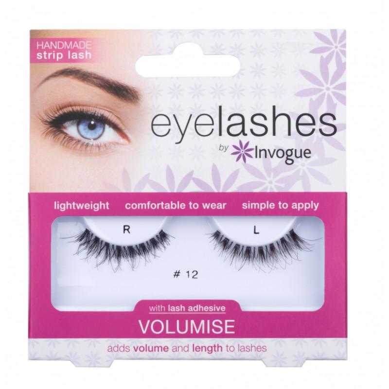 Invogue Eyelashes Volumise 12