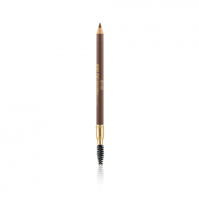 Milani Stay Put Brow Pencil 01 Soft Taupe