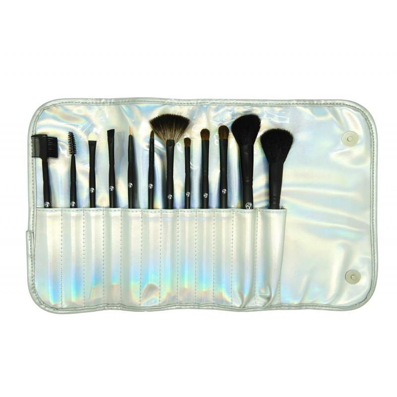 W7 W7 Pro Professional Brush Collection 12 kpl