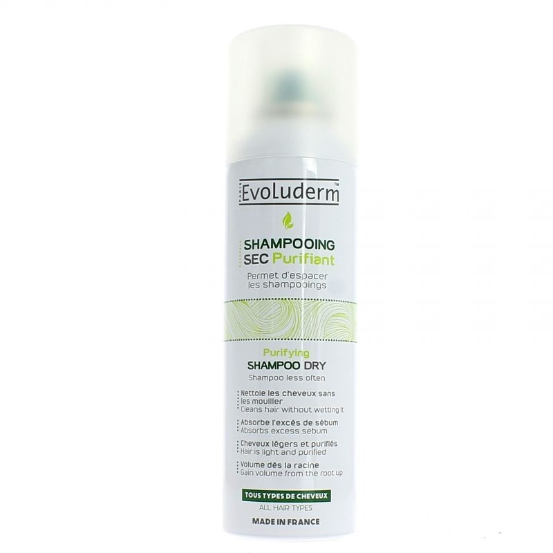 Evoluderm Purifying Dry Shampoo