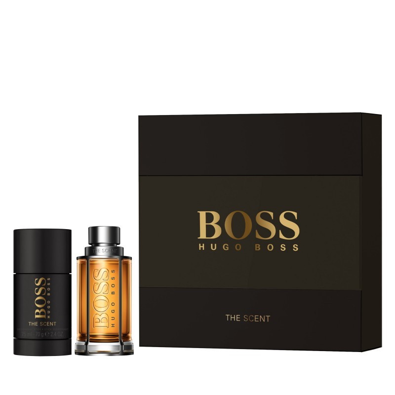 Hugo Boss The Scent EDT & Deostick