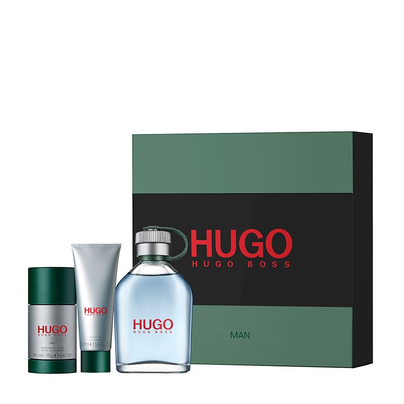 Hugo Boss Man EDT & Deostick & Shower Gel