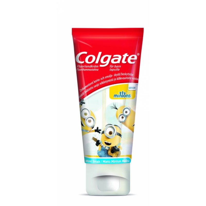 Colgate Kids 6+ Years Minions Toothpaste