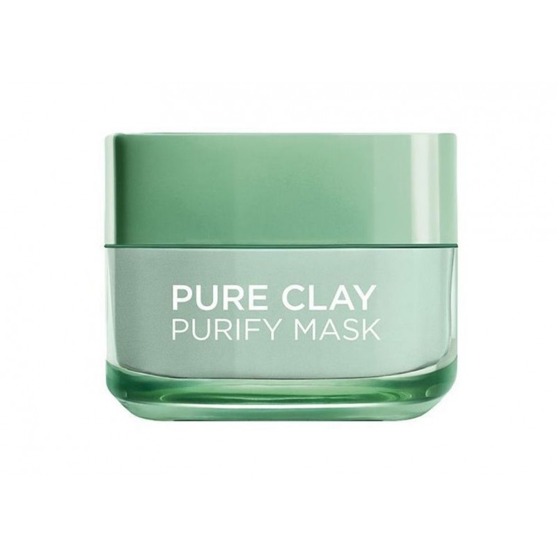 L'Oreal Pure Clay Purify Mask