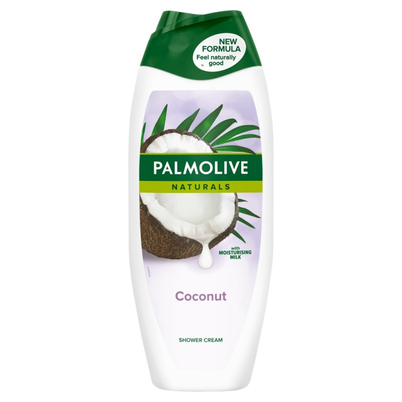 Palmolive Naturals Coconut Shower Cream