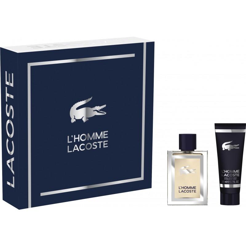 Lacoste L'Homme EDT & Shower Gel