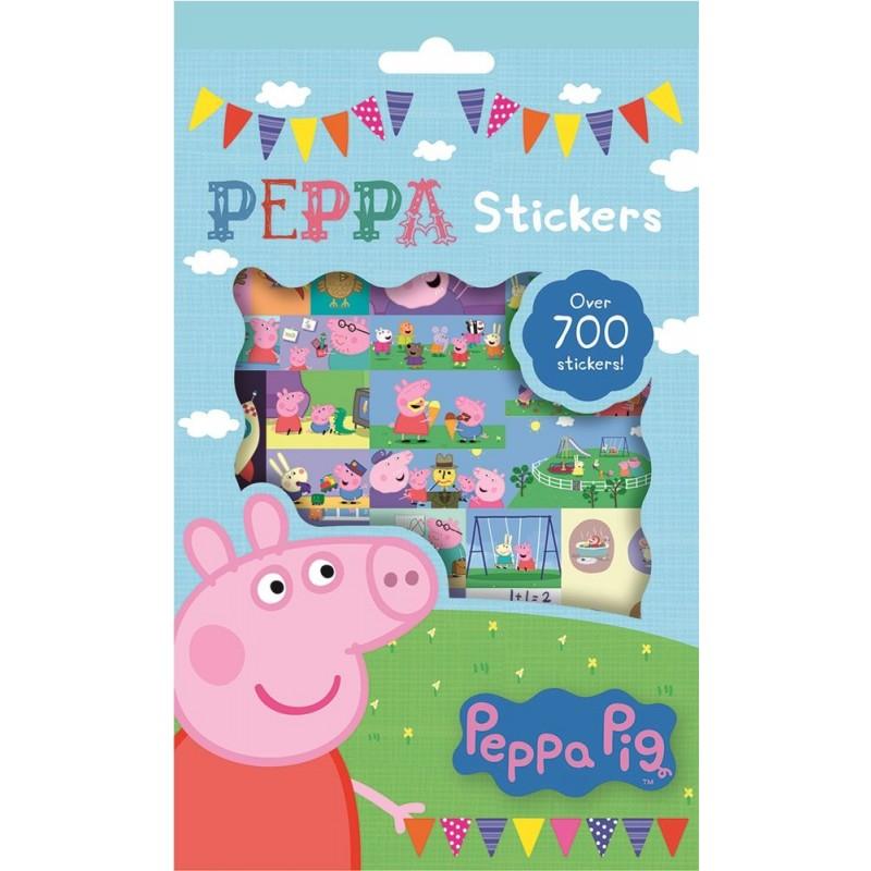 Peppa Pig Klistermärken