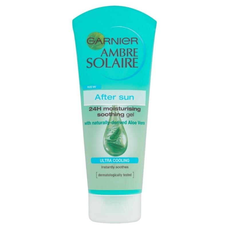 Garnier Ambre Solaire After Sun Soothing Gel