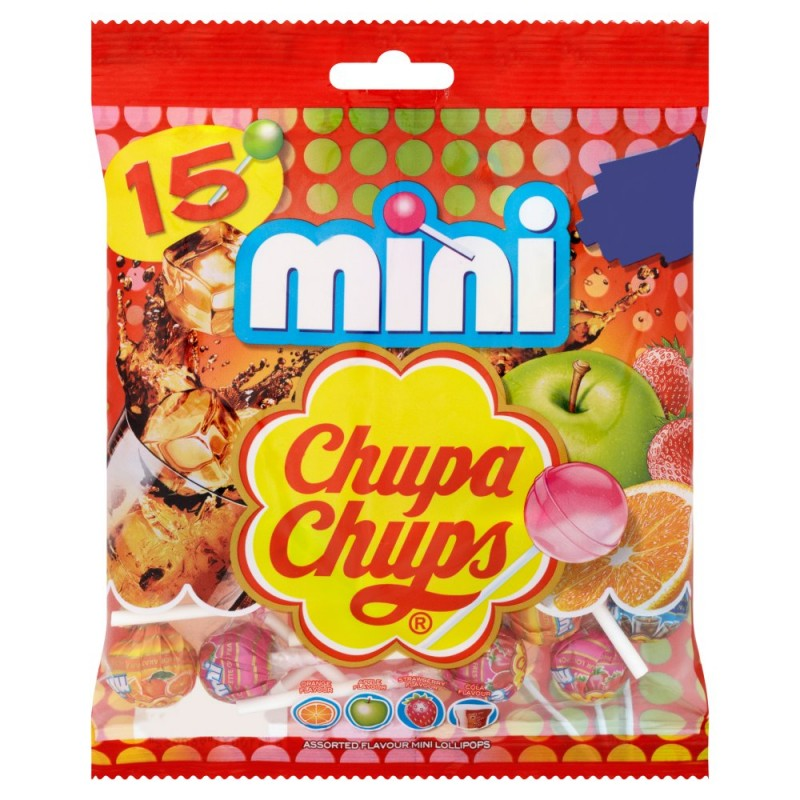 Chupa Chups Mini Lollipops