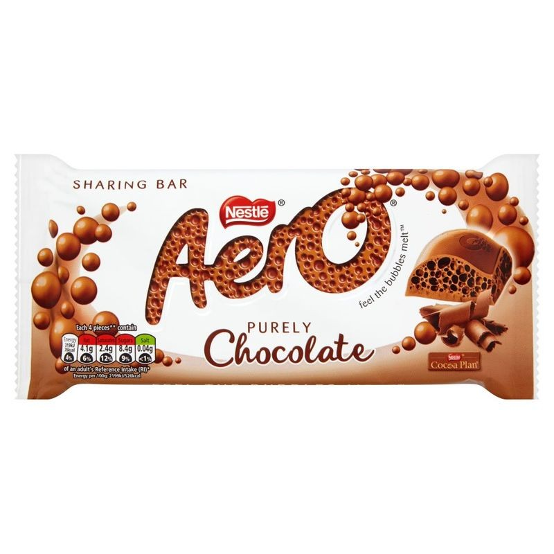 Aero Milk Chocolate