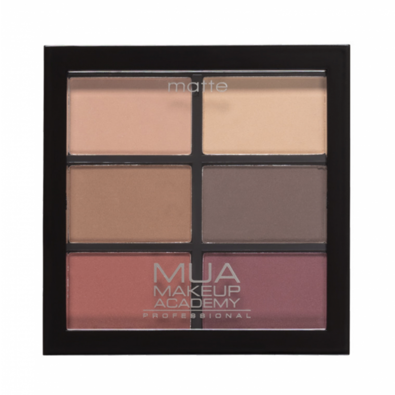 MUA Makeup Academy Eyeshadow Palette Scorched Marvels