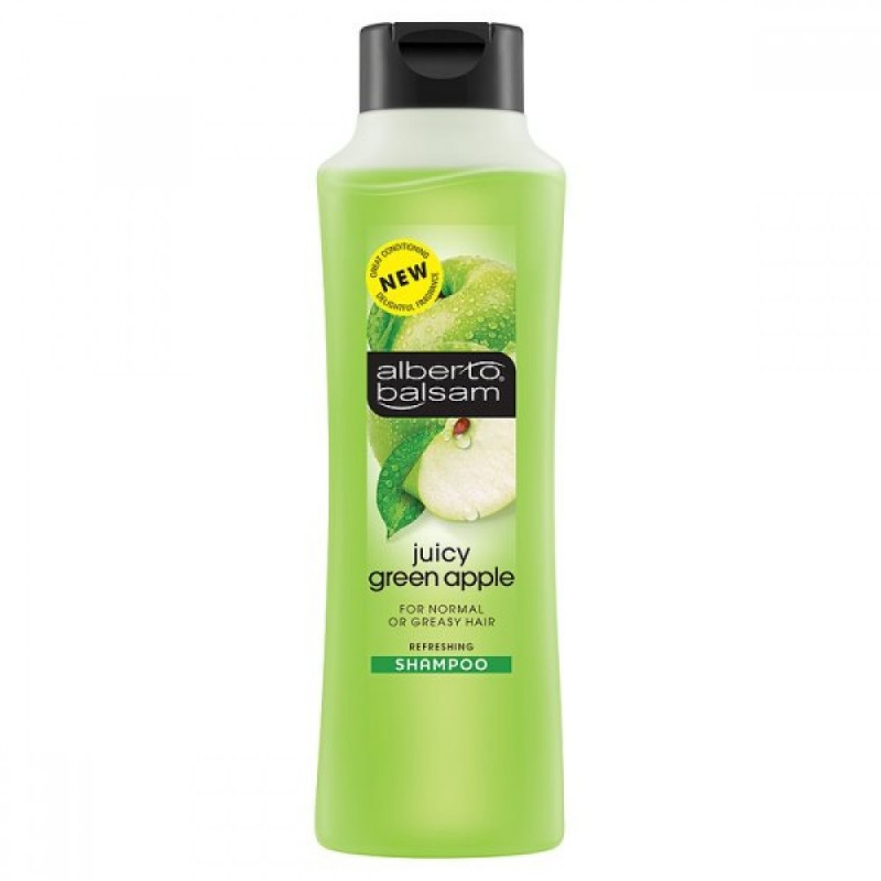 Alberto Balsam Juicy Green Apple Shampoo