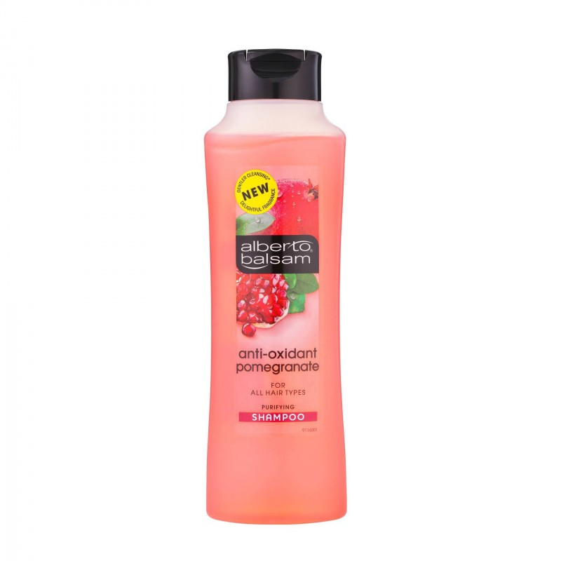Alberto Balsam Anti-Oxidant Pomegranate Shampoo