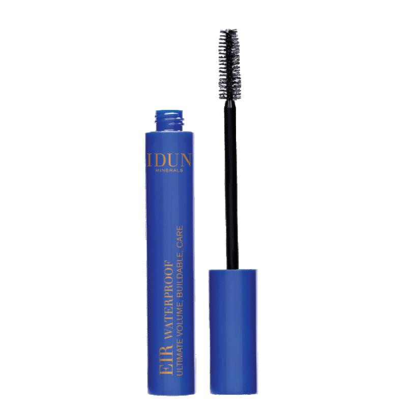 Idun Minerals Eir Waterproof Mascara Black