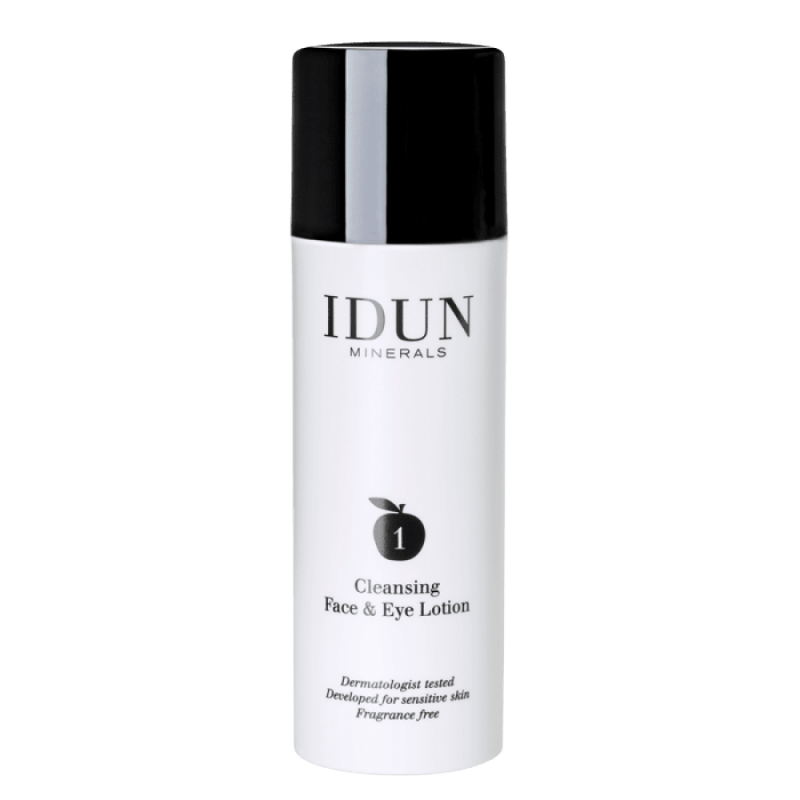 Idun Minerals Cleansing Face & Eye Lotion