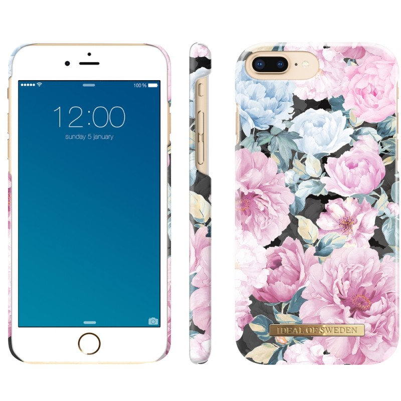 iDeal Of Sweden Fashion Case iPhone 6/6S/7/8 Plus Peony Garden