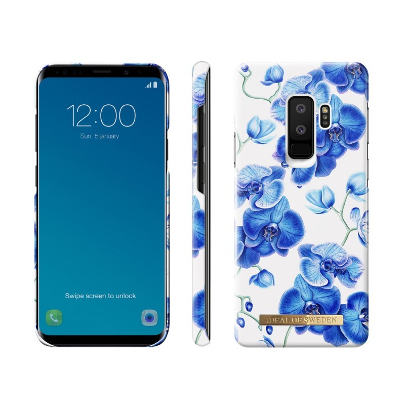 iDeal Of Sweden Fashion Case Galaxy S9 PLUS Baby Blue Orchid