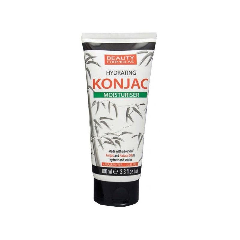 Beauty Formulas Hydrating Konjac Moisturiser
