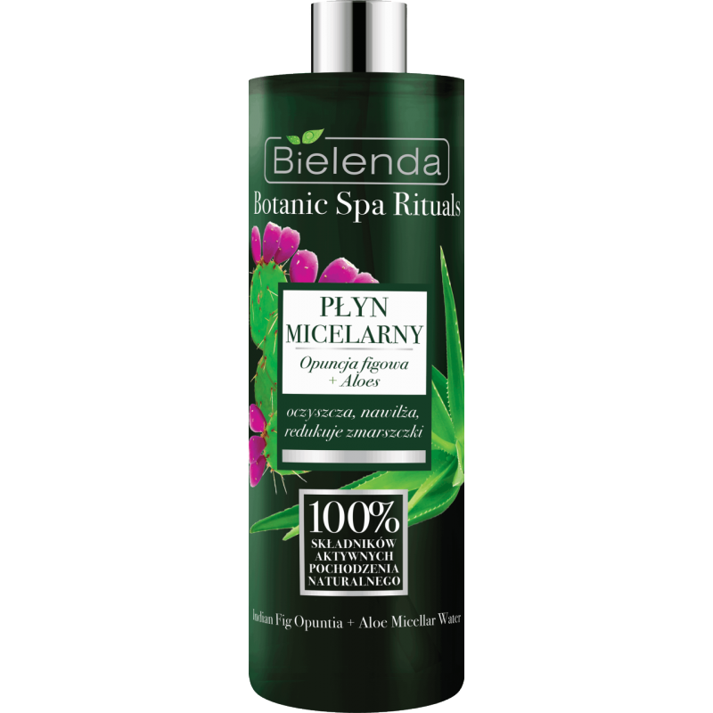 Bielenda Botanic Spa Rituals Indian Fig Micellar Water