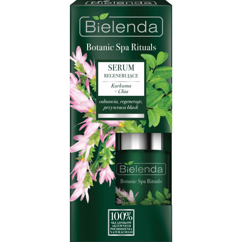 Bielenda Botanic Spa Rituals Turmeric & Chia Serum