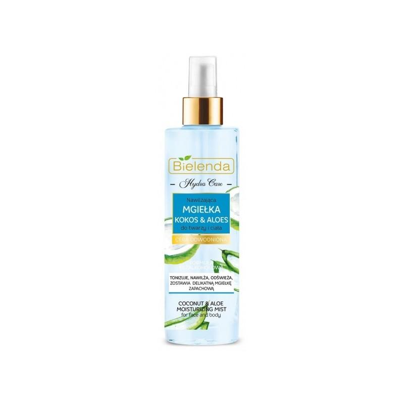 Bielenda Hydra Care Coconut & Aloe Vera Face & Body Mist