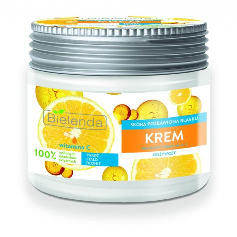 Bielenda Face & Body Universal Cream Vitamin C