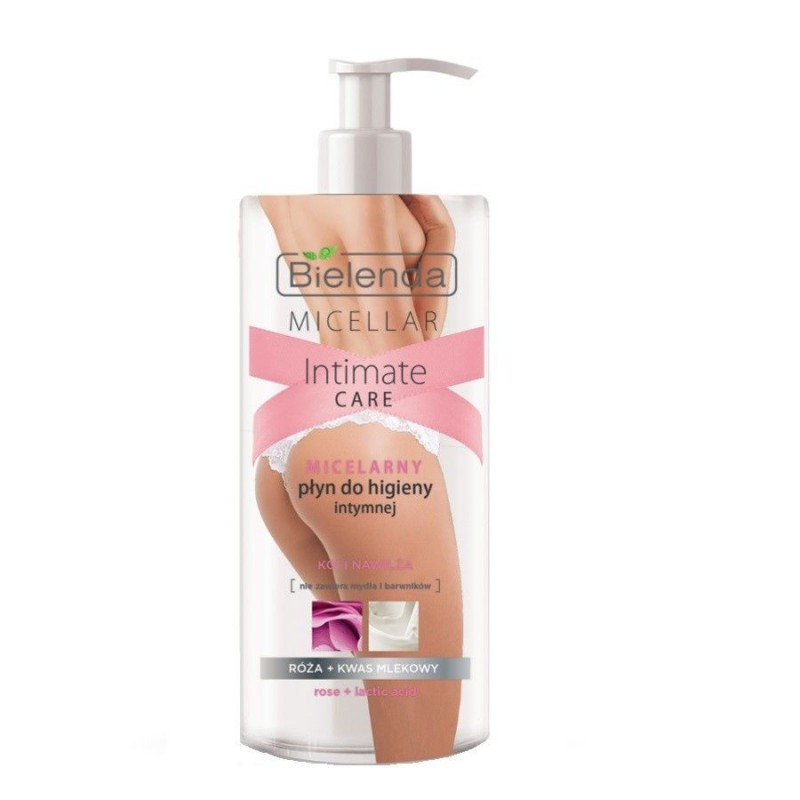 Bielenda Intimate Care Rose Lactic Acid