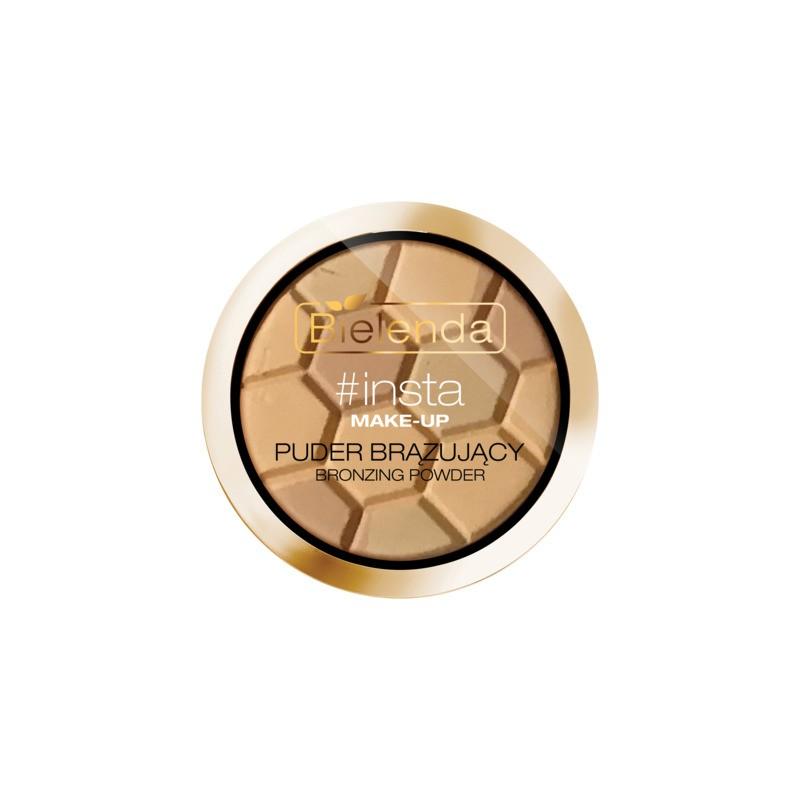 Bielenda #Insta Make-Up Bronzing Powder 01 Light Beige