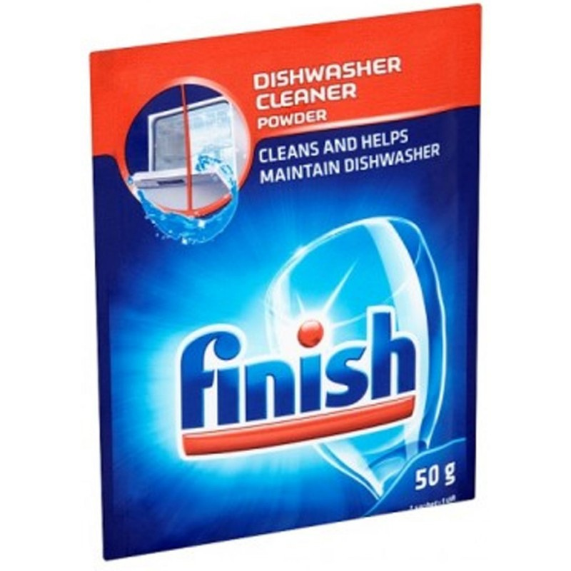 Finish Dishwasher Cleaner Powder
