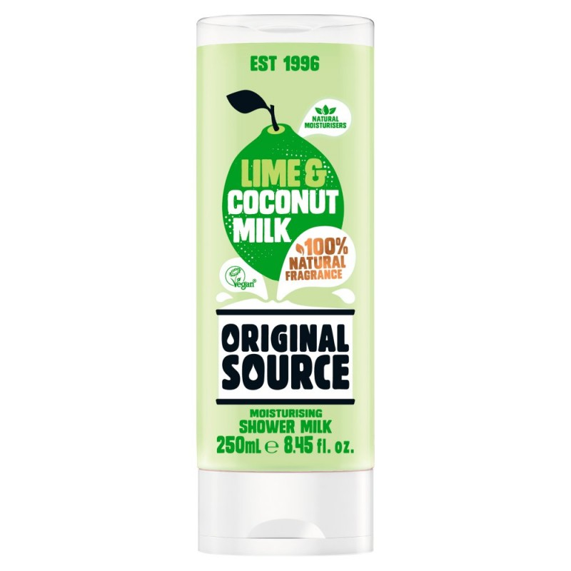 Original Source Lime & Coconut Shower Milk