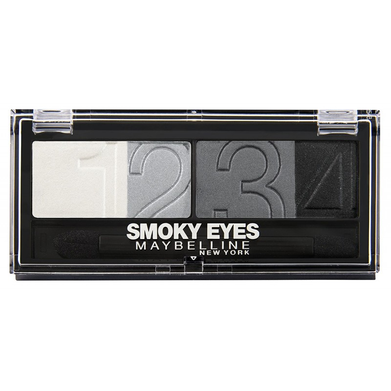 Maybelline Eye Studio Eyeshadow Quad 19 Smoky Star