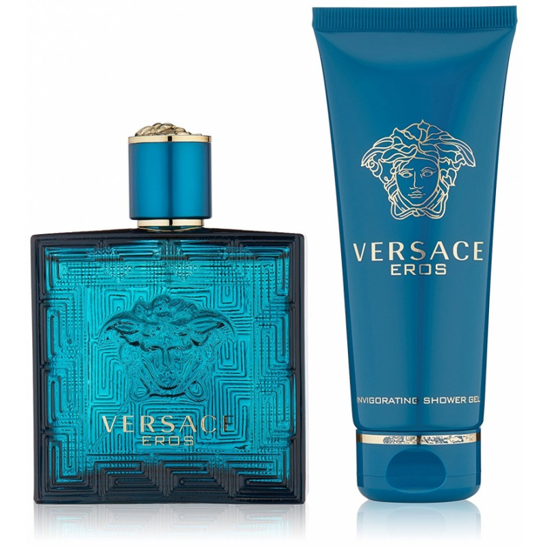 Versace Eros EDT & Shower Gel