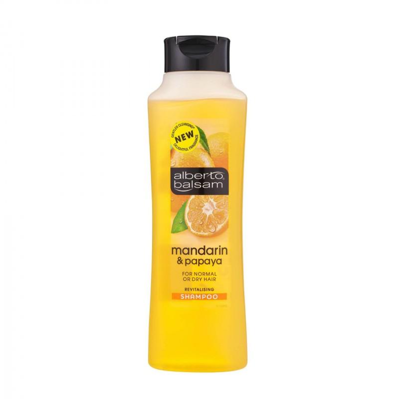 Alberto Balsam Mandarin & Papaya Shampoo