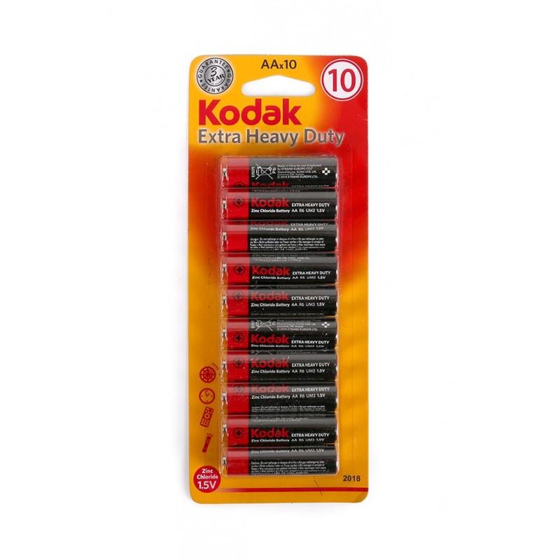 Kodak AA Extra Heavy Duty