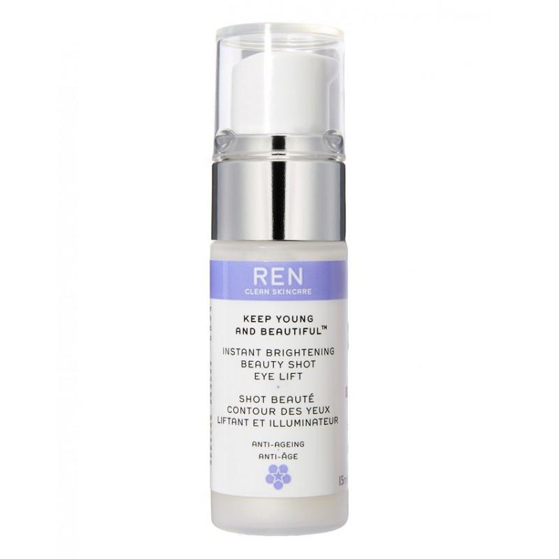 REN Keep Young & Beautiful Instant Brightening Beauty Shot