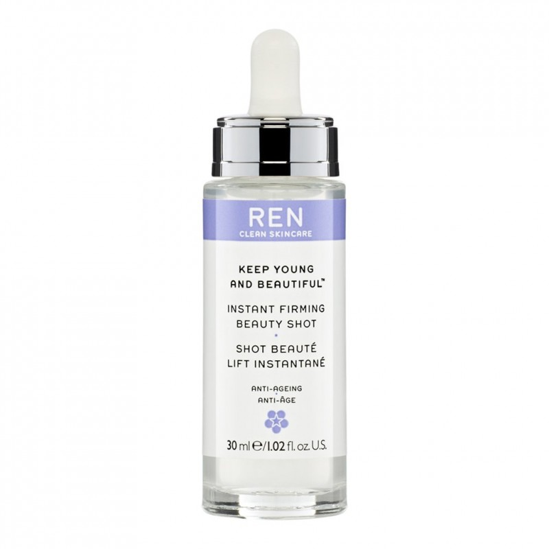 REN Keep Young & Beautiful Instant Firming Beauty Shot