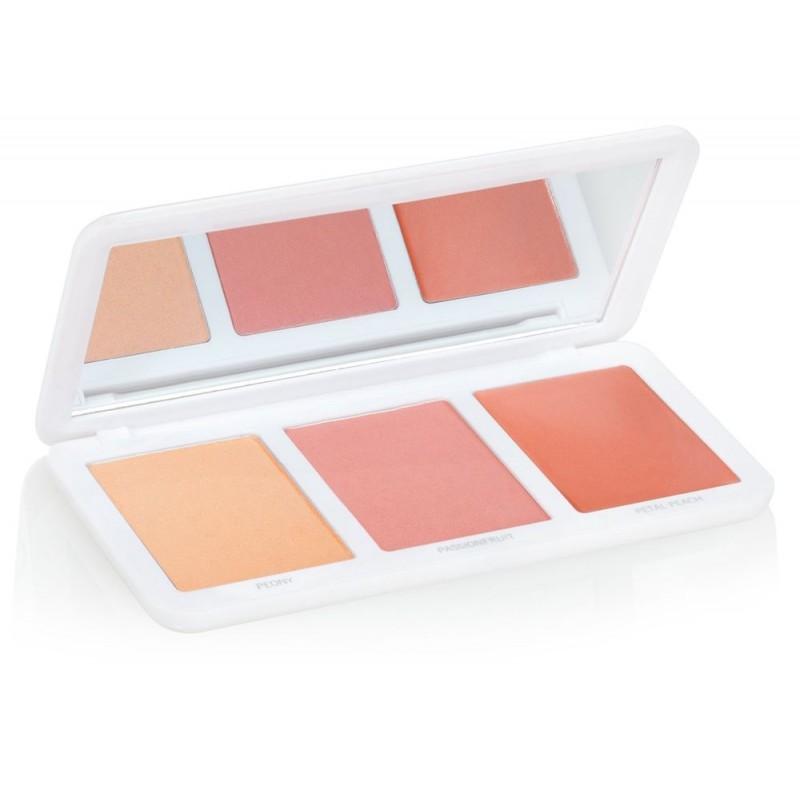 Models Own Sculpt & Glow Contour Palette Peach Spotlight