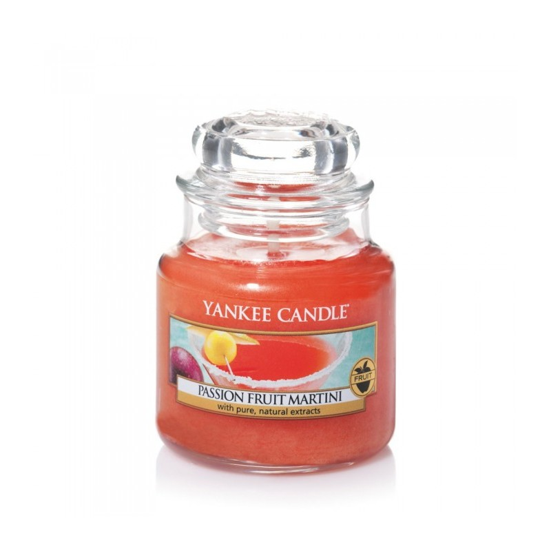 Yankee Candle Classic Small Jar Passion Fruit Martini Candle