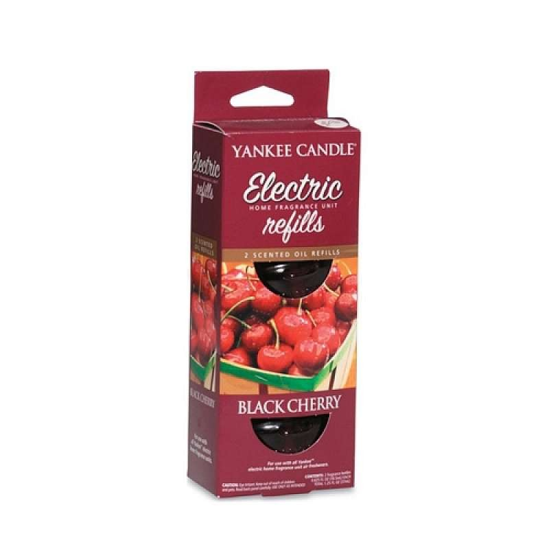Yankee Candle Electric Scent Plug Refills Black Cherry