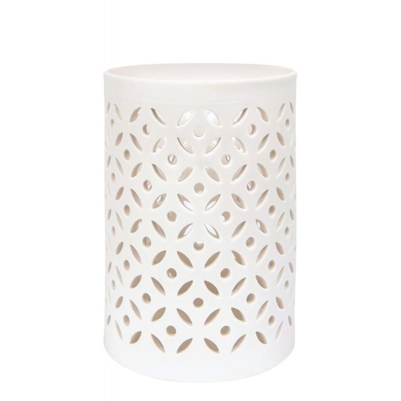 Yankee Candle Ceramic Circle Jar Candleholder