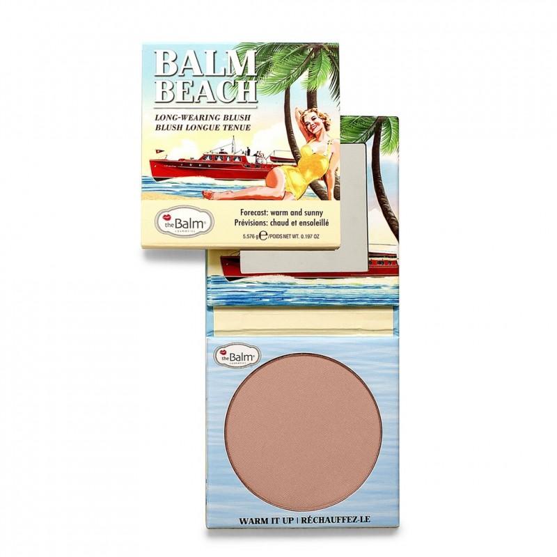 The Balm Balm Beach Blush